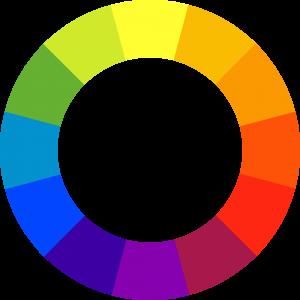BYR color wheel